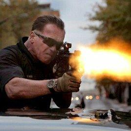 """Trailer für Schwarzeneggers """"Sabotage""""-Kracher"""