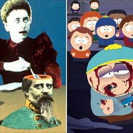 Monty Python wollen South Park