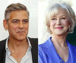 """Helen Mirren und George Clooney sind """"sexiest 50+"""""""