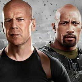 """""""The Rock"""" und Bruce Willis für """"G.I. Joe 3"""" bestätigt"""