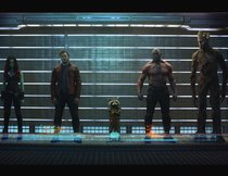 "Marvel zeigt die ""Guardians of the Galaxy"""