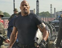 Superschurke Dwayne Johnson