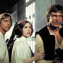 """""""Star Wars 7"""" mit Luke, Leia & Han Solo als Hauptfiguren"""
