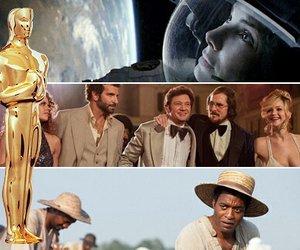 """Oscar-Dreikampf zwischen """"Gravity"""", """"American Hustle"""" und """"12 Years a Slave"""""""