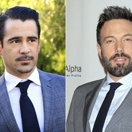"Colin Farrell glaubt an ""Batman"" Ben Affleck"