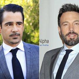 """Colin Farrell glaubt an """"Batman"""" Ben Affleck"""