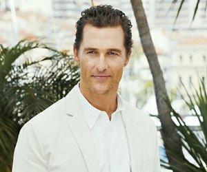 Matthew McConaughey als Selbstmörder