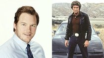 """Knight Rider""-Kinofilm mit Chris Pratt"