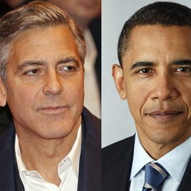 "Clooney zeigt Obama seine ""Monuments Men"""