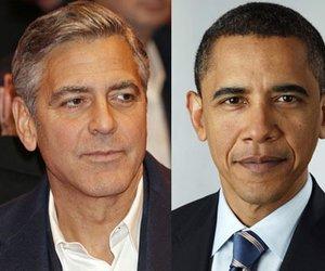 """Clooney zeigt Obama seine """"Monuments Men"""""""