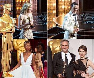 Fast schwerelose Oscar-Party