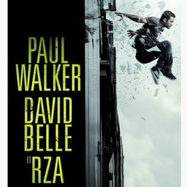 "Poster & Trailer für Paul Walkers ""Brick Mansions"""