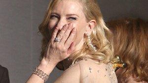 Cate Blanchett: Oscar im Bett und Sieges-Tattoo