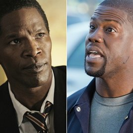 "Jamie Foxx verhandelt ""The Black Phantom"""