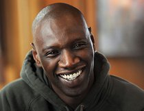 "Omar Sy in der ""Jurassic World"""