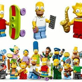"""Die Simpsons"" als Lego"