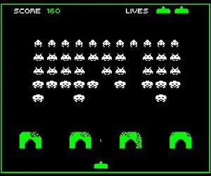 Aliens greifen wegen Video-Games die Erde an