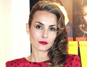 "Noomi Rapace in ""Brilliance"""