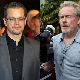 Ridley Scott soll Matt Damon auf den Mars schießen
