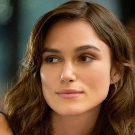 """Patin"" Keira Knightley"