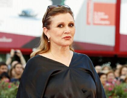 Star Wars 7 Carrie Fishers Tochter Als Junge Leia Kino De