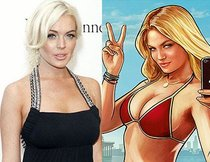 "Lindsay Lohan vs. ""Grand Theft Auto V"""
