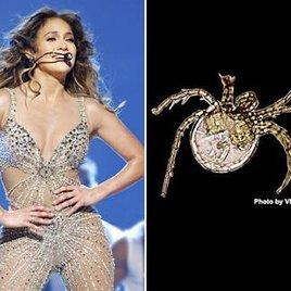 Unterwasser-Milbe nach Jennifer Lopez benannt