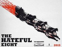 "Poster für Tarantinos ""Hateful Eight"""