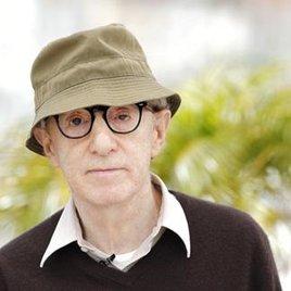 Unbekannter randaliert am Set von Woody Allen