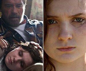 Arnies Zombie-Tochter: Erste Bilder