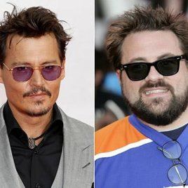 Horror-Groteske mit Johnny Depp plus Tochter