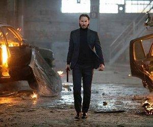 "Keanu Reeves als Killer ""John Wick"""