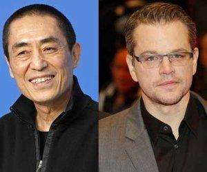 """Matt Damon in """"The Great Wall""""?"""