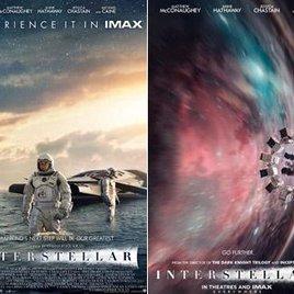 """Neue Poster zu """"Interstellar"""""""