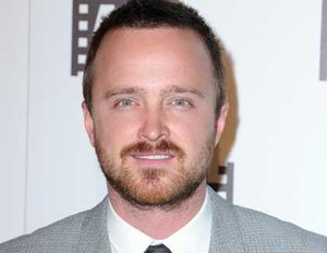 "Aaron Paul erlebt ""9th Life of Louis Drax"""