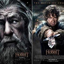 """Neue Poster zum """"Hobbit""""-Finale"""
