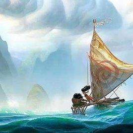 "Disneys ""Moana"" segelt Ende 2016 los"