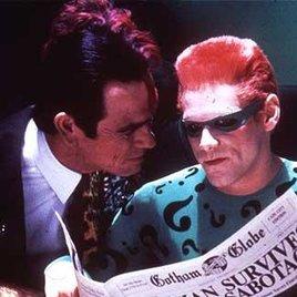 Jim Carrey unerträglich für Tommy Lee Jones