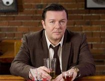 "Ricky Gervais wird ""Special Correspondent"""