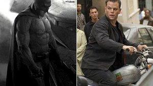 Batman vermöbelt Jason Bourne