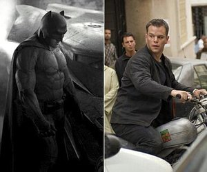 Batman vermöbelt Jason Bourne