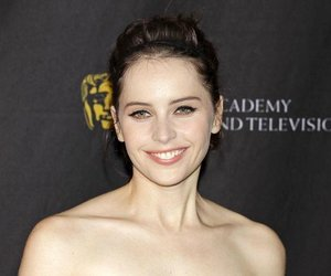 "Felicity Jones neben Tom Hanks in ""Inferno"""
