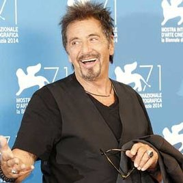 Al Pacino als Comic-Held?