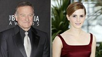 Robin Williams & Emma Watson in Twitter- & Facebook-Charts