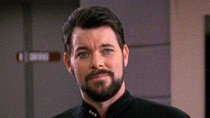 William T. Riker will die Enterprise übernehmen