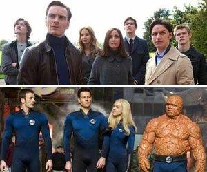 """""""Fantastic Four"""" und """"X-Men"""" auf Kollisionskurs?"""