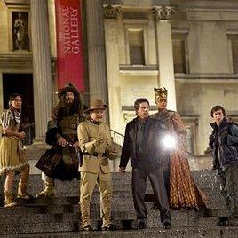 """Nachts im Museum 3""-Stars feiern Robin Williams"