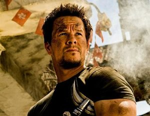 "Mark Wahlberg in ""Transformers 5"""