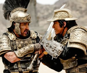 "Trailer für Jackie Chans ""Dragon Blade"""