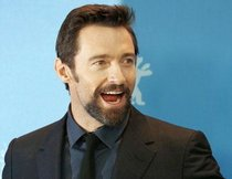 "Hugh Jackman trainiert ""Eddie the Eagle"""